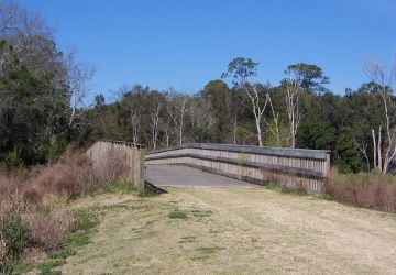 Egan's Greenway Bridge