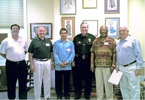 Police Chaplains