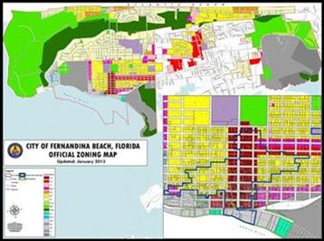 City Of Fernandina Beach Zoning